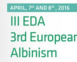 3rd European Day of Albinism