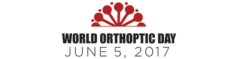 WORLD ORTHOPTIC DAY 2017
