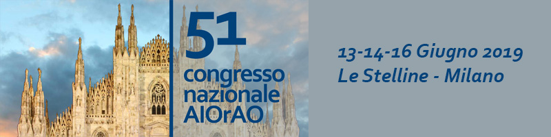 51° Congresso Nazionale AIOrAO