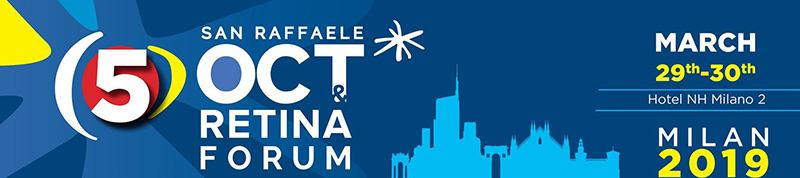 5TH SAN RAFFAELE OCT & RETINA FORUM